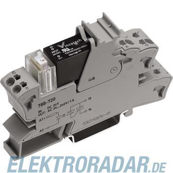 WAGO Kontakttechnik SolidStateRelais-Modul 788-720