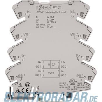 WAGO Kontakttechnik Trennverstärker 857-411