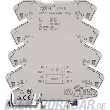 WAGO Kontakttechnik Trennverstärker 857-412
