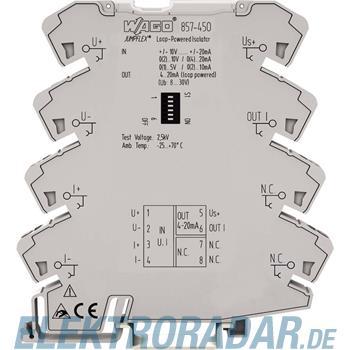 WAGO Kontakttechnik Trennverstärker 857-450