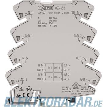 WAGO Kontakttechnik Passivtrenner 857-452