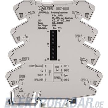 WAGO Kontakttechnik Frequenzmessumformer 857-500