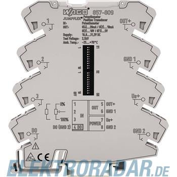 WAGO Kontakttechnik Potipositionsmessumformer 857-809