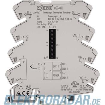 WAGO Kontakttechnik Temperaturmessumformer 857-811