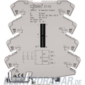 WAGO Kontakttechnik Ni-Messumformer 857-818