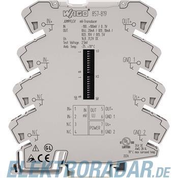 WAGO Kontakttechnik Millivolt-Messumformer 857-819