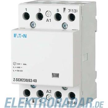 Eaton Installationsschütz Z-SCH230/63-04