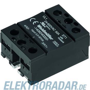 Weidmüller Relais PSSR24VDC/1PHAC50AHP
