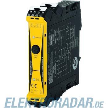 Weidmüller Sicherheitsrelais SCS 24VDC P1SIL3DS M