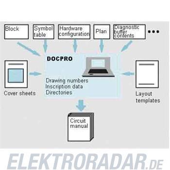 Siemens Software Docpro 6ES7803-0CA01-0YX2