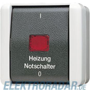 Jung Heizung-Notschalter 802 HW
