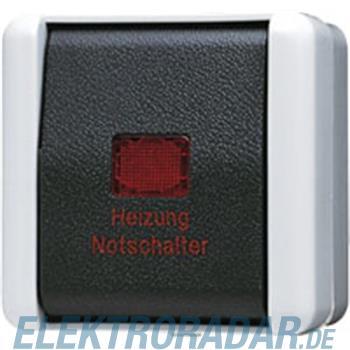 Jung Heizung-Notschalter 806 HW