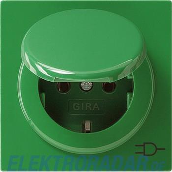 Gira Schuko-Steckdose gn 045445