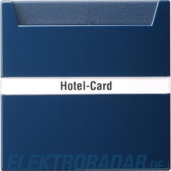 Gira Hotel-Card-Taster bl 014046