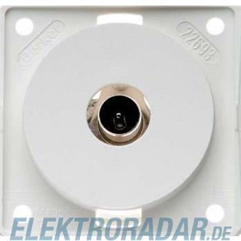 Berker Antennen-Steckdose 945112512