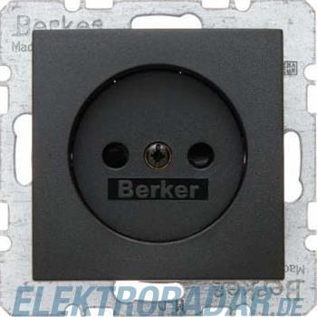 Berker Steckdose anth 6167331606
