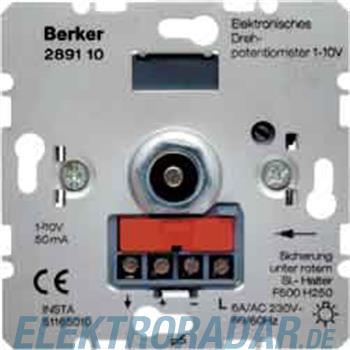 Berker Potentiometer 289110
