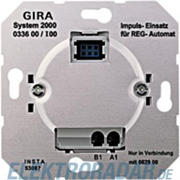 Gira Impuls-Einsatz 033600