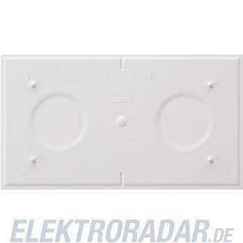 Gira Bodenplatte f.Abdeckrahmen 108402
