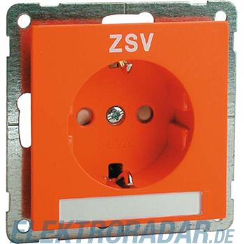 Peha SCHUKO-Steckdose orange D 20.6611.332 ZSV