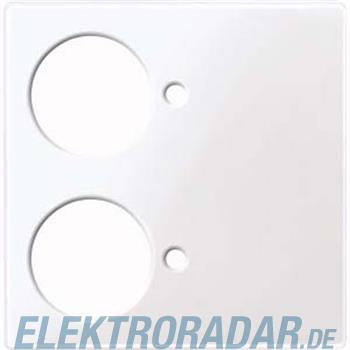 Merten Zentralplatte aws/gl 447625