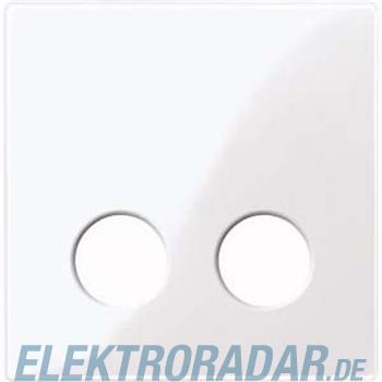 Merten Zentralplatte aws/gl 451025