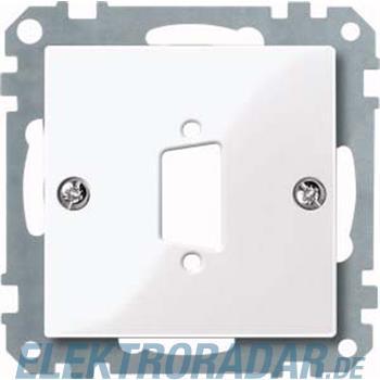 Merten Zentralplatte aws/gl 467625