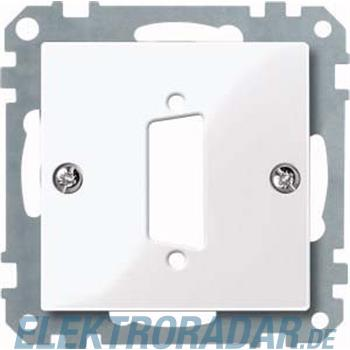 Merten Zentralplatte aws/gl 467725