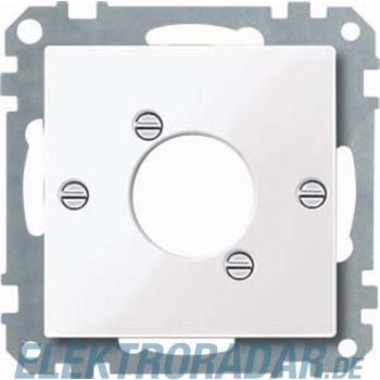Merten Zentralplatte aws/gl 468025