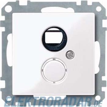 Merten Zentralplatte aws/gl 469125