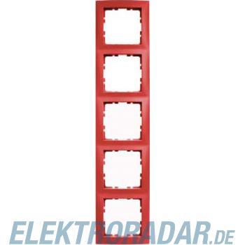 Berker Rahmen 5f. rt/gl 10158962