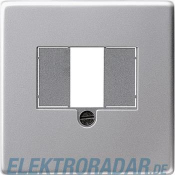 Gira Zentralplatte alu 0260203