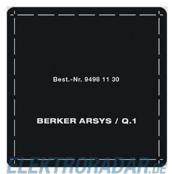 Berker Klebefolie sw 94981130