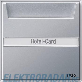 Gira Hotel Card Taster alu 014065