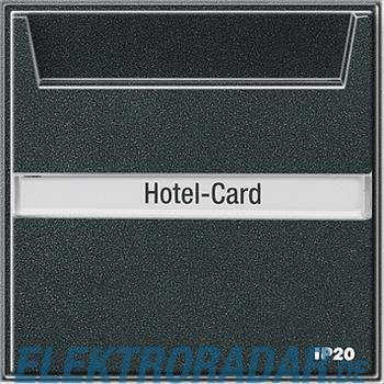 Gira Hotel Card Taster anthr. 014067