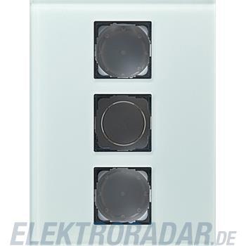 Gira Geräteeinheit 3-fach Glas 138318