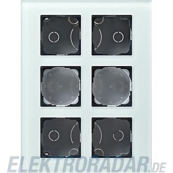 Gira Geräteeinheit 6-fach Glas 138618