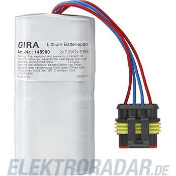 Gira Ersatz-Batterie Li.2x7,2 V 148900