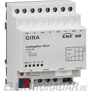Gira EIB Analogaktor Instabus K 102200