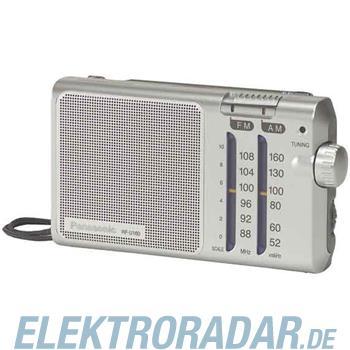 Panasonic Deutsch.BW Portable Radio RF-U160EG9-S