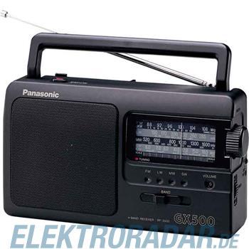 Panasonic Deutsch.BW Portable Radio RF-3500E9-K