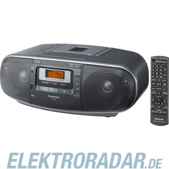 Panasonic Deutsch.BW CD Radiorecorder RX-D55AEG-K