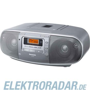 Panasonic Deutsch.BW CD Radiorecorder RX-D50AEG-S