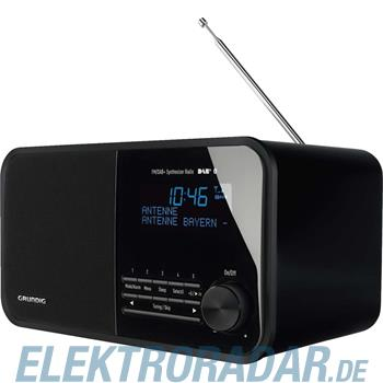 Grundig Intermedia Portables Radio TR2500DAB+glossyblac