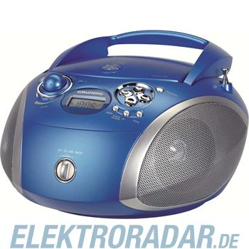 Grundig Intermedia CD-Radio RCD 1445 USB blue/si