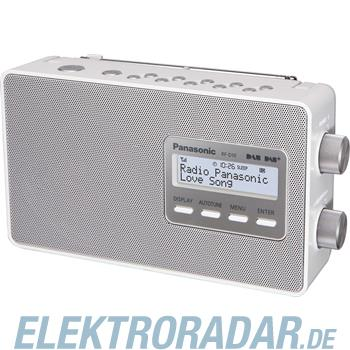 Panasonic Deutsch.BW DAB+ Radio RF-D10EG-W
