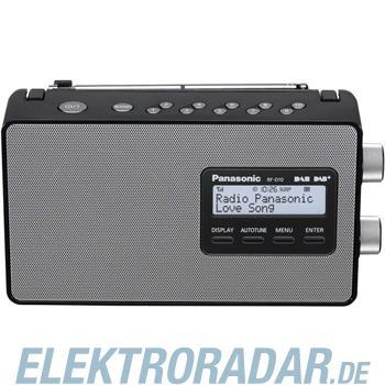 Panasonic Deutsch.BW DAB+ Radio RF-D10EG-K