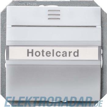 Siemens Hotelcardschalter 1W 5TG4821