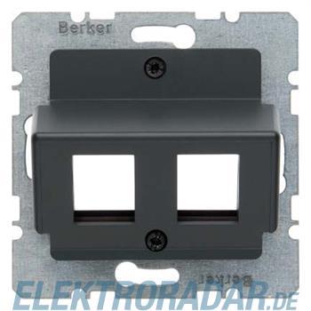 Berker Zentralplatte für Krone Mo 14641606