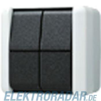 Jung Doppel-Taster 10AX 250V 835 W